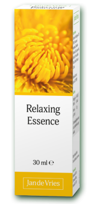Bach Flower Remedy Relaxing Essence