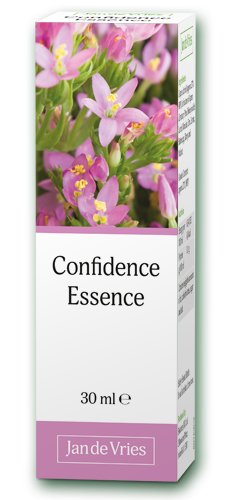Confidence Essence Bach Flower Remedies Range By Jan De border=
