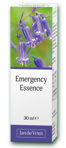Emergency Essence Bach Flower Remedies Range By Jan De Vries border=